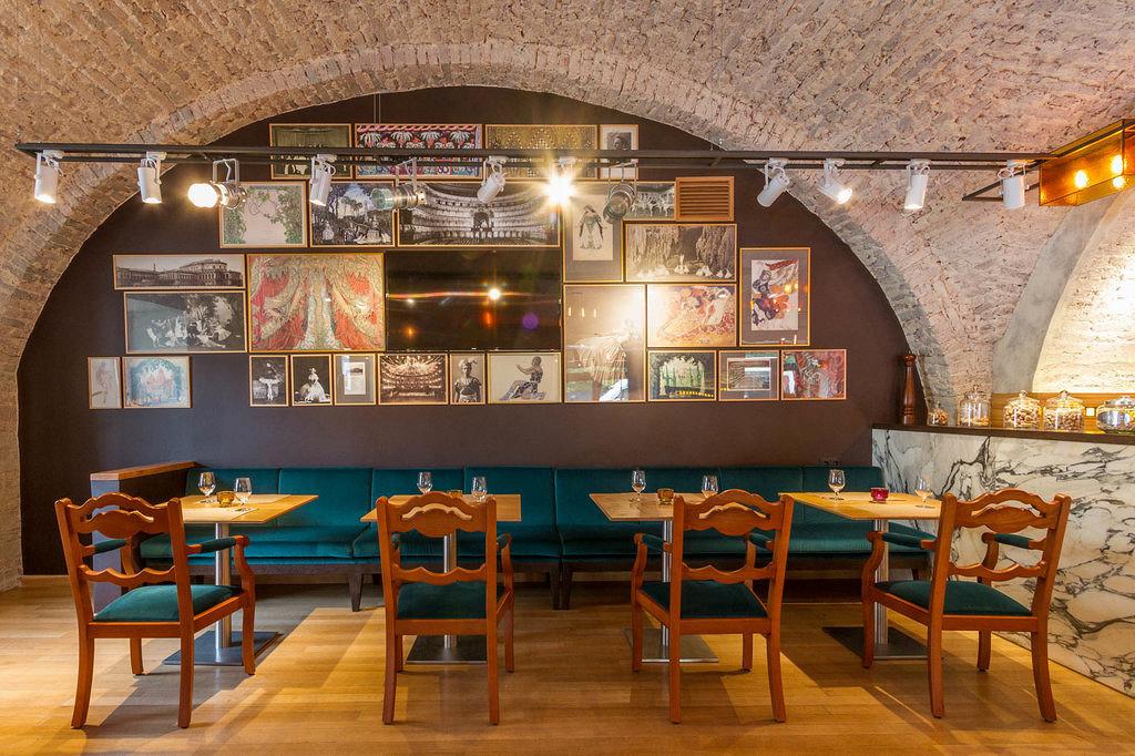 Ресторан Teatro - фотография 7