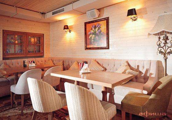 Ресторан Marusya - фотография 18