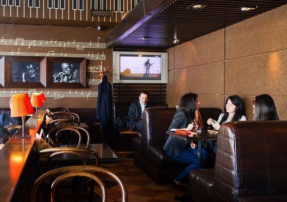 Ресторан Питькофе: Джаз - фотография 2