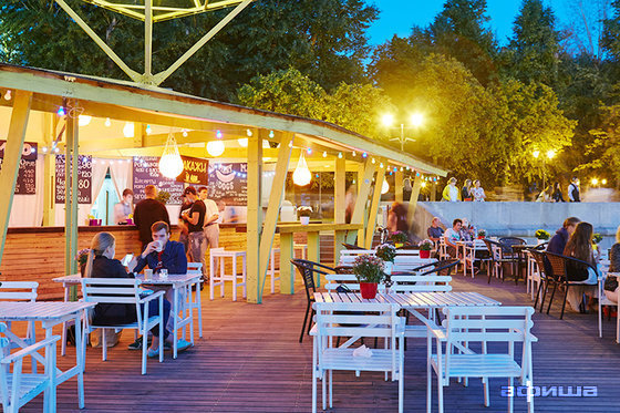 Ресторан Mary & Dogs - фотография 7