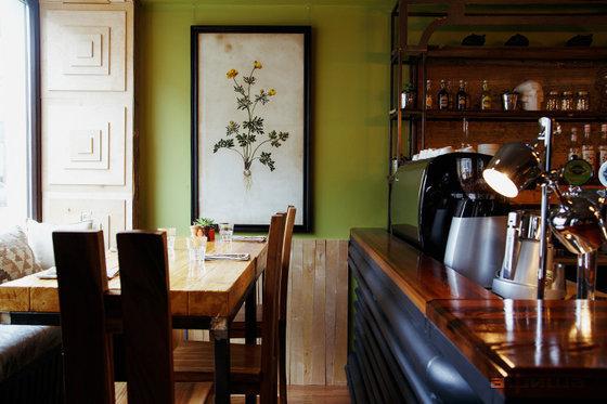 Ресторан Чугунный мост - фотография 9