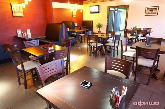 Ресторан Zullus - фотография 6