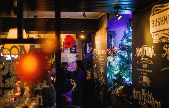 Ресторан Mojo Bar & Café - фотография 8