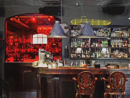 Ресторан FF Restaurant & Bar - фотография 11
