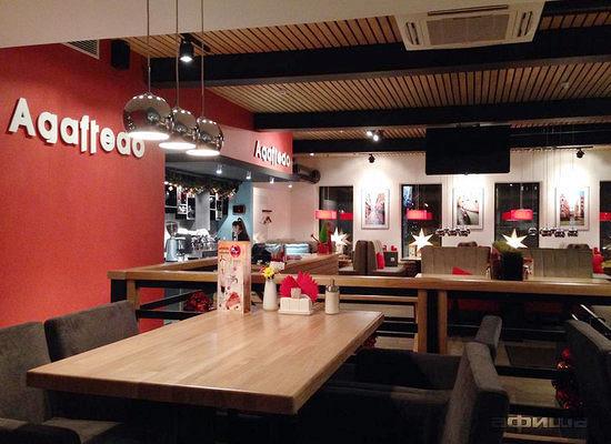 Ресторан Агафредо - фотография 2