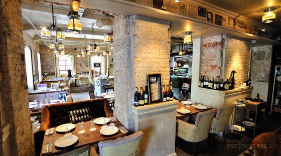 Ресторан Fartyk & Margarita - фотография 1