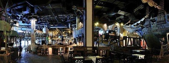 Ресторан Balagan City - фотография 9