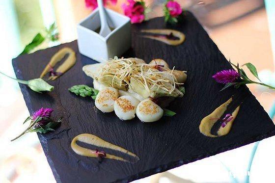 Ресторан Château de fleurs - фотография 47