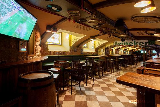 Ресторан O'Hooligans - фотография 13