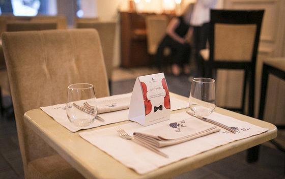 Ресторан Blanc de blancs - фотография 5
