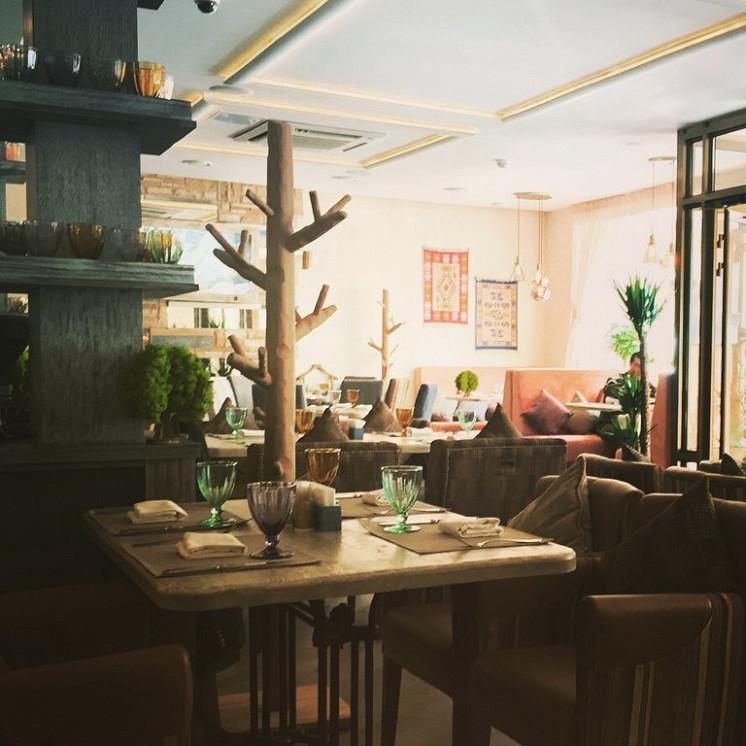 Ресторан Натахтари на Сретенке - фотография 1