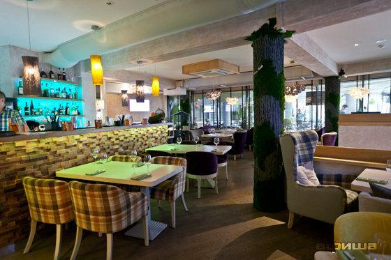 Ресторан Greenhoff - фотография 10