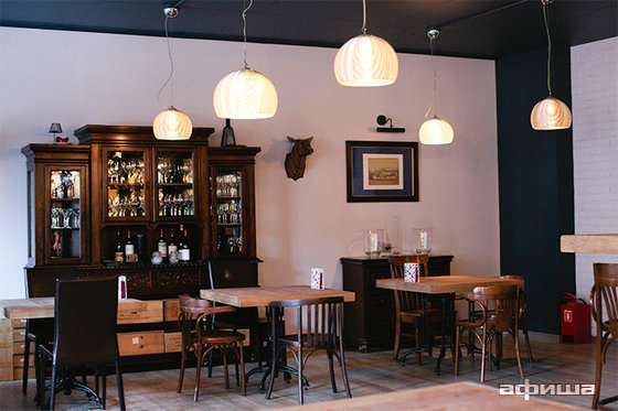 Ресторан Сова и топор - фотография 5
