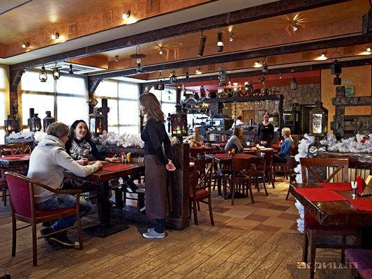 Ресторан Библиотека вкусов - фотография 10
