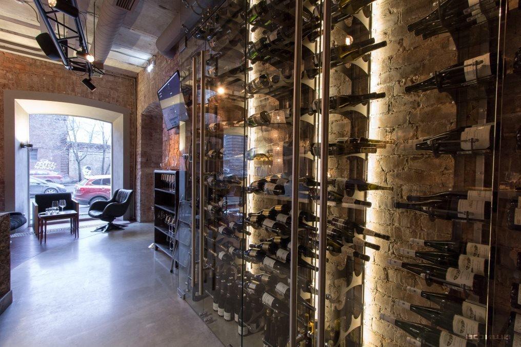 Ресторан Big Wine Freaks - фотография 19
