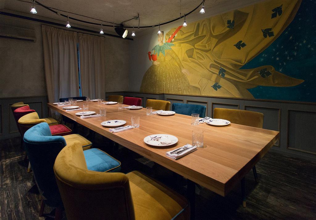Ресторан The Repa - фотография 4