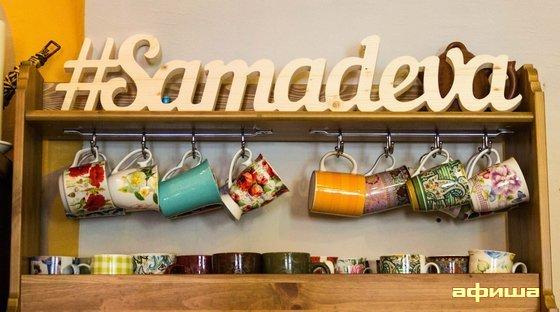 Ресторан Samadeva - фотография 15