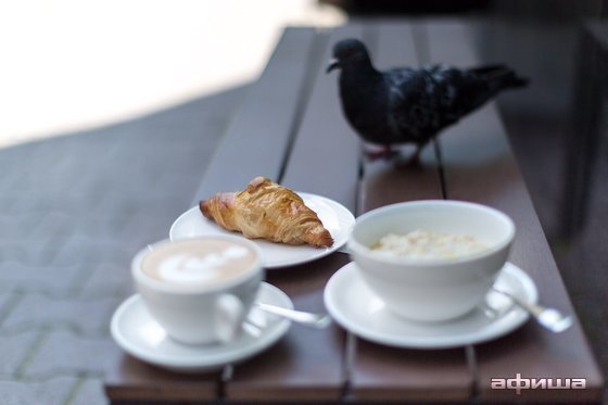 Ресторан Papa Carlo Coffee - фотография 11
