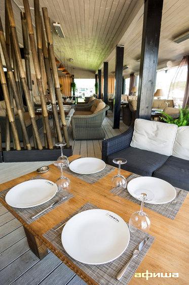 Ресторан Le cristal - фотография 2