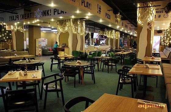Ресторан Космик Капитолий Севастопольский - фотография 3