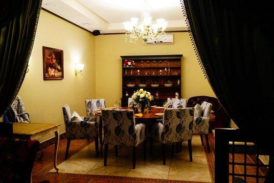 Ресторан Alpenhof - фотография 5