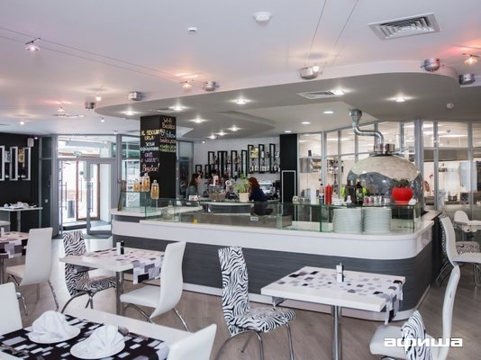 Ресторан Basilico Lounge - фотография 2