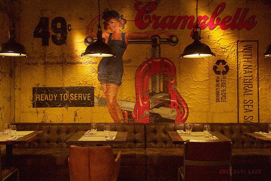 Ресторан Фаренгейт - фотография 9