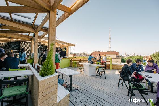 Ресторан Botanique Bar - фотография 2