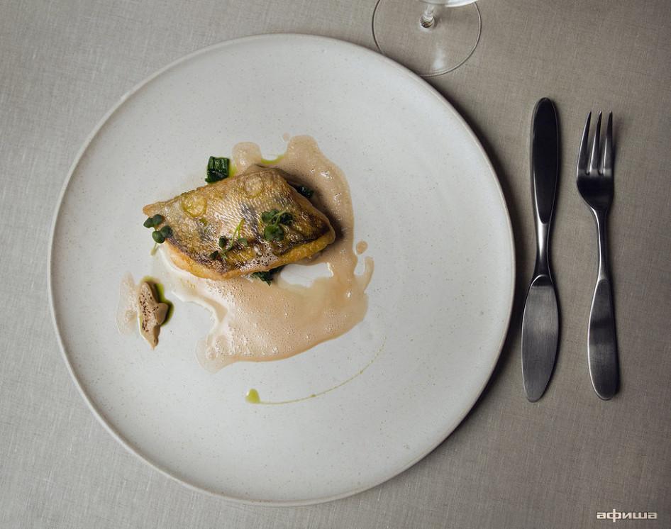 Ресторан Морошка для Пушкина - фотография 1