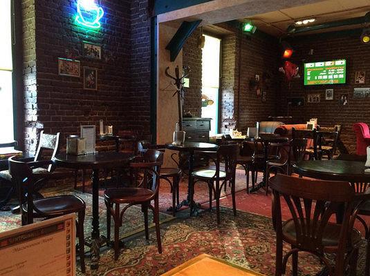 Ресторан Центральная кофейня - фотография 4