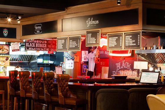 Ресторан Food Market 21 - фотография 27