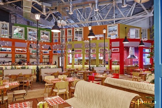 Ресторан Двор Помидор - фотография 8