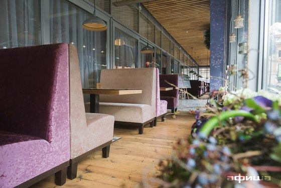 Ресторан Черника - фотография 19