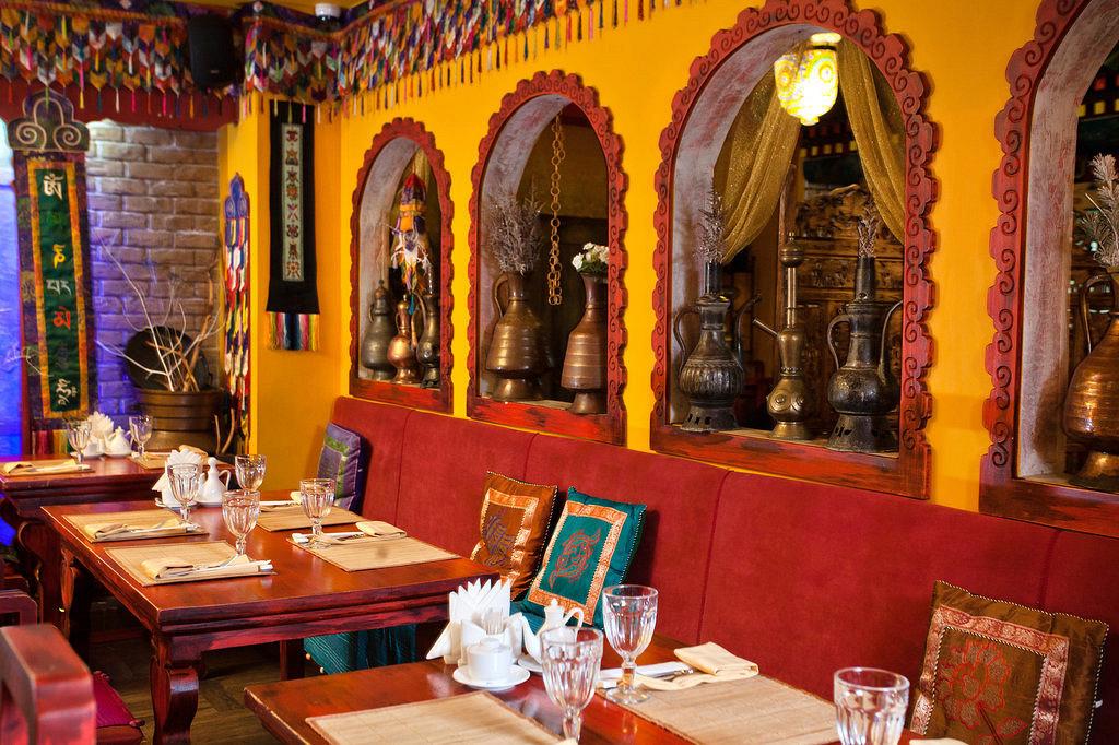Ресторан Тибет - фотография 7