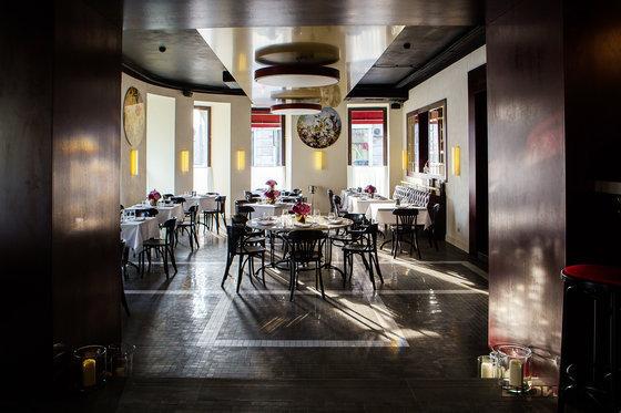 Ресторан Bouchon - фотография 12