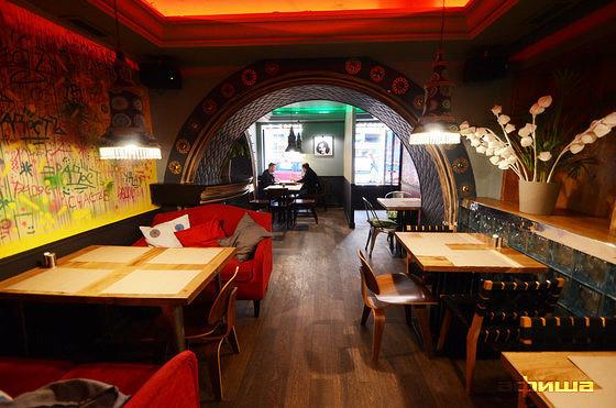 Ресторан Вредные лепешки бугурсок - фотография 18