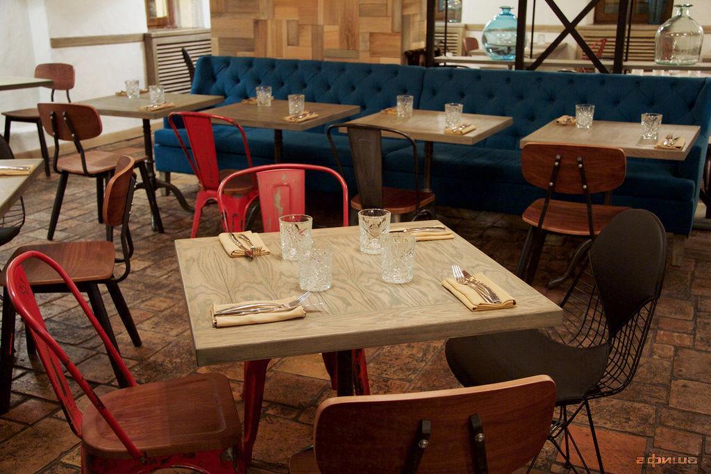 Ресторан Утки и вафли - фотография 9
