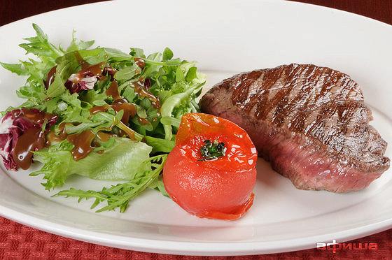 Ресторан Плотников  - фотография 15 - Филе стейк на гриле