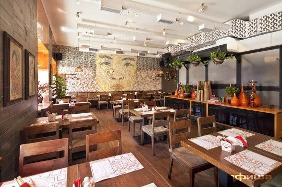 Ресторан Мама Тао - фотография 5
