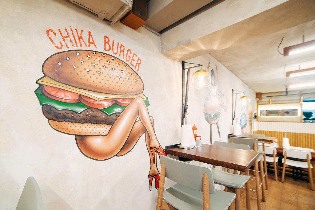 Ресторан Mesto Burger - фотография 8