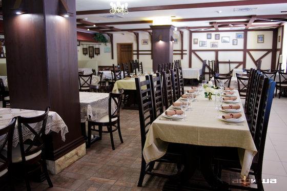 Ресторан Baden-Baden - фотография 1