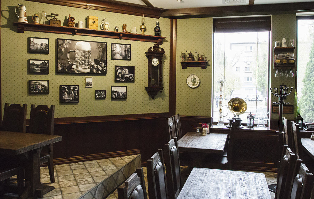 Ресторан Альтштадт Brauhaus - фотография 3