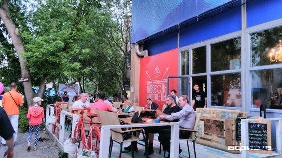 Ресторан Пивоводымногоеды - фотография 1