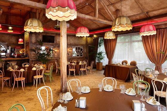 Ресторан Ипполит Матвеевич - фотография 19