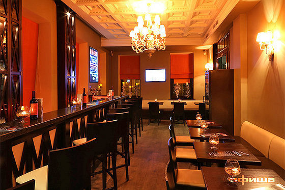 Ресторан Minibar - фотография 3
