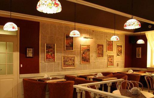 Ресторан Крепери франсез - фотография 1