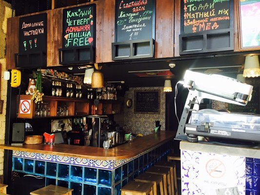 Ресторан Ciderella - фотография 3