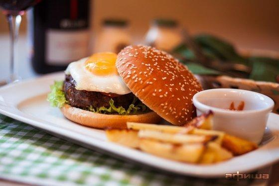Ресторан Basilico - фотография 11