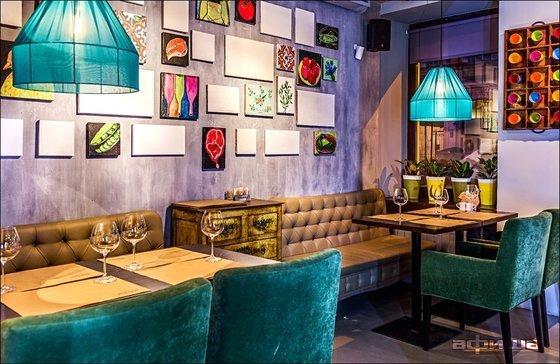 Ресторан Why Not Café - фотография 8