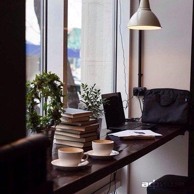 Ресторан Библиотека кофе - фотография 5